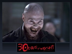 30 days of night vampire wallpaper