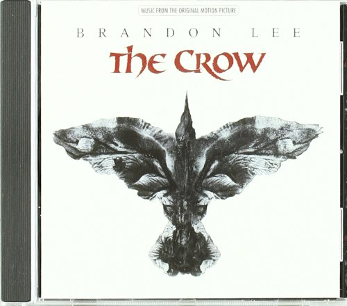 the crow soundtrack on cd