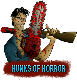 hunks of horror