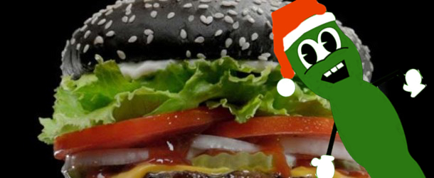 Burger King's Halloween Whopper Will Make You Poop Green ...