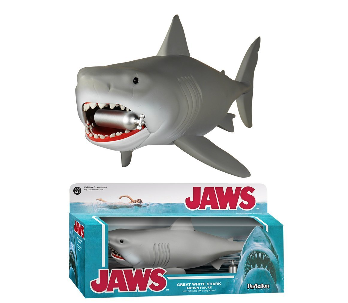funko jaws great white shark action figure
