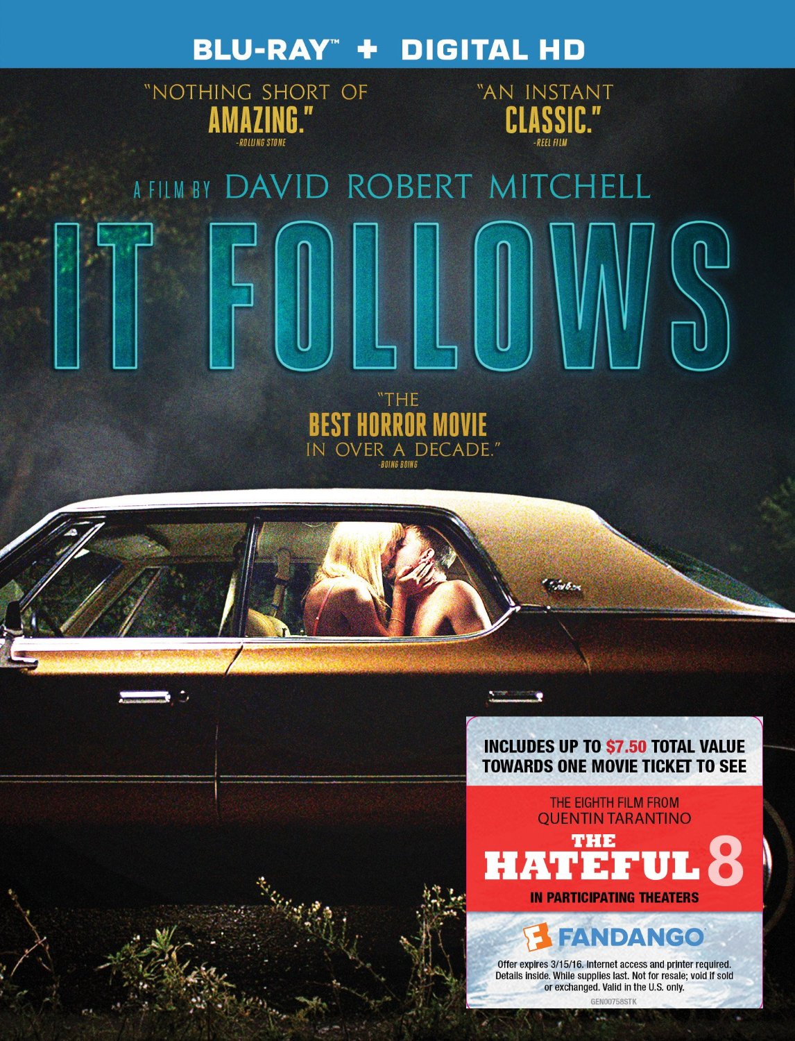 it follows dvd cover