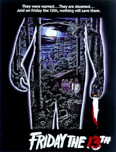 friday the 13th 1980 poster