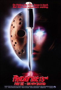 friday the 13th 7 the new blood poster