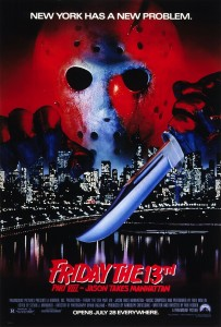 friday the 13th 8 jason takes manhattan poster