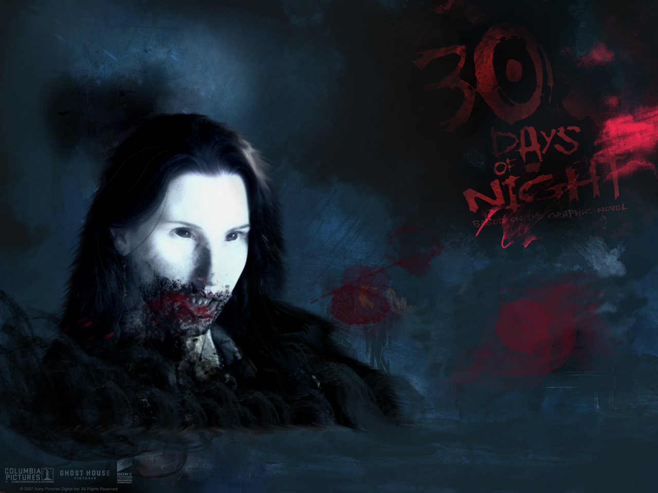 19 Stunning 30 Days Of Night Wallpapers Talk Horror